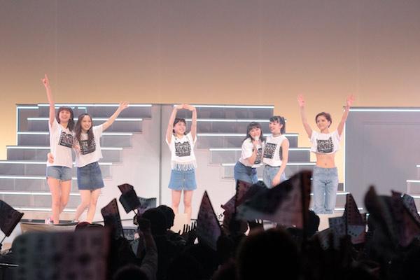 【ライブレポート】Flower、総計60,000人を動員したツアー『Flower Theater 2016~THIS IS Flower~』遂にファイナルを迎える!最新曲「モノクロ」、「カラフル」をツアー初披露!!!