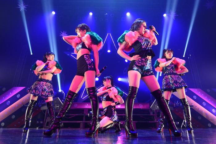 【ライブレポート】新生フェアリーズ、初の本格ワンマンライブを開催!!さすがのダンスシンクロ率!