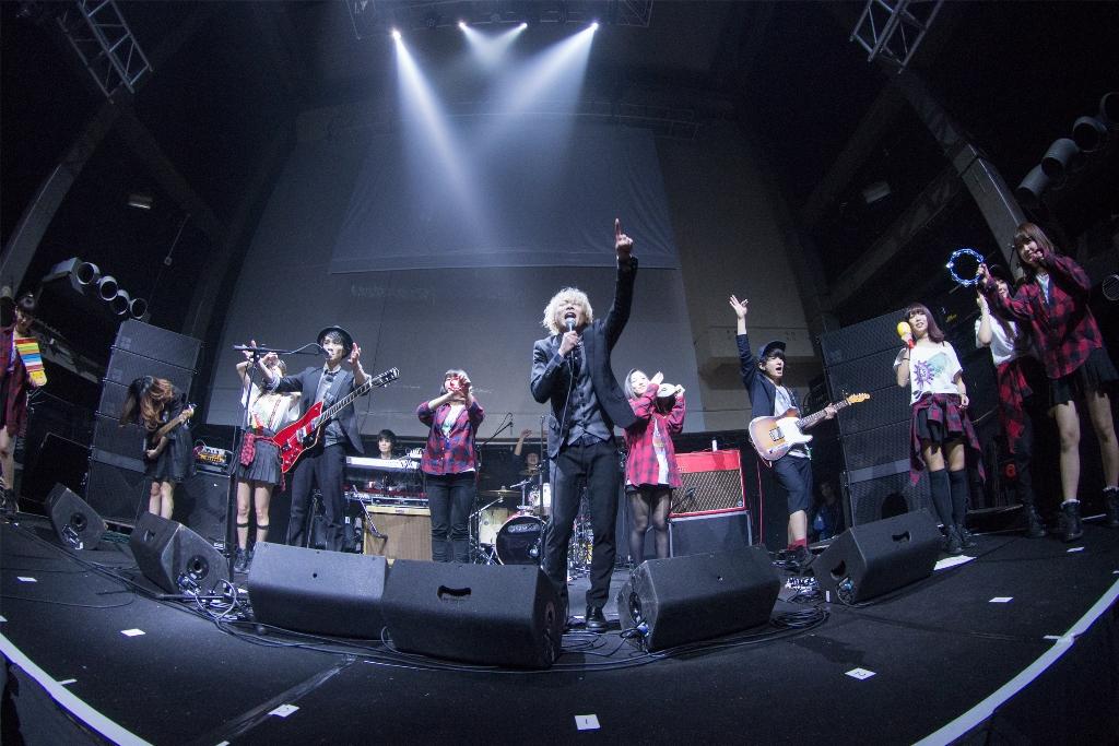 【ライブレポート】チキパ、The Order Madeと対バン!デビュー曲をフルバンドコラボ!