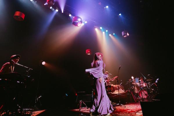 【ライブレポート】Chara全国ツアー「