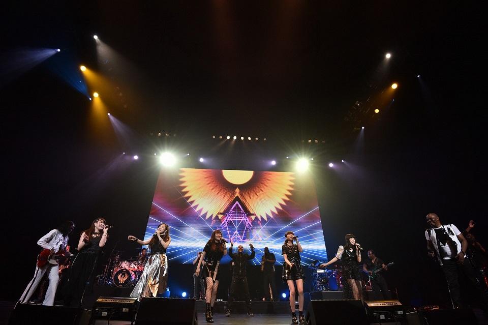 【ライブレポート】年の差50歳!リトグリ「EARTH, WIND & FIRE」ゲストアクトで世代も国境も超えたグルーヴ・ミュージックの競演!