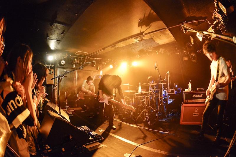 【ライブレポート】androp 全国21ヶ所21公演のライブハウスツアー 「one-man live tour 2017