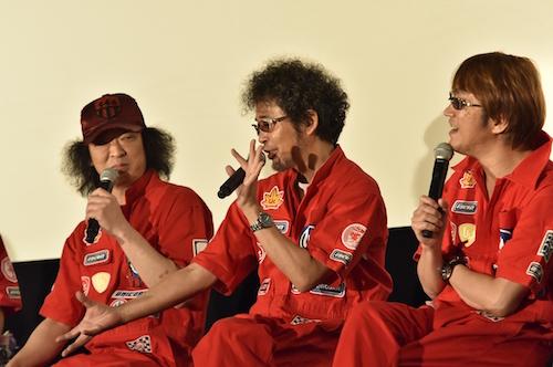 【イベントレポート】ユニコーン「D3P.UC」特別上映会6月24日(土)東京・丸の内ピカデリーイベントレポート