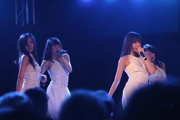 【ライブレポート】やついフェス史上初のアンコール!東京女子流の進化が止まらない!歴史に残るライブで新たな伝説をつくる
