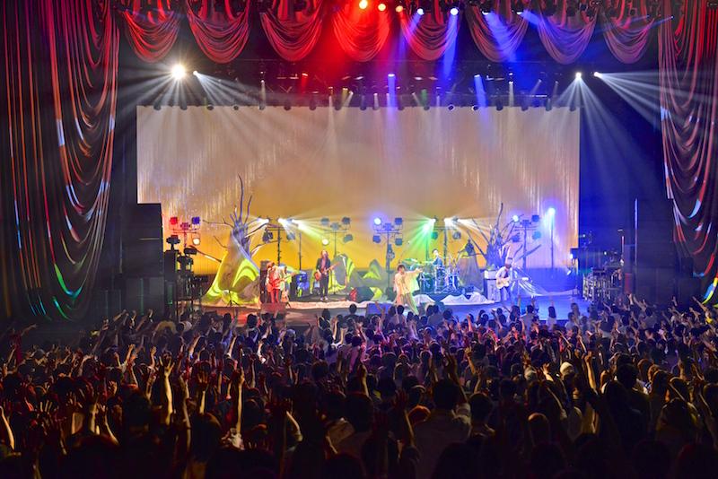 【ライブレポート】GOOD ON THE REEL自身最大規模となる全国ツアー 『HAVE A