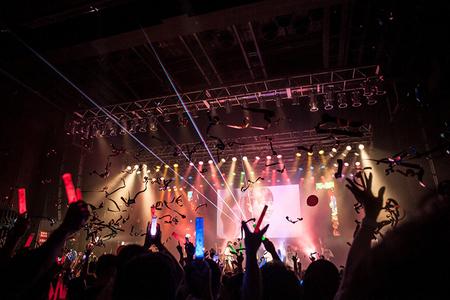 8まねきケチャ「まねきケチャ 2周年記念ライブ ~まねかれナイト~」1F引き.jpg