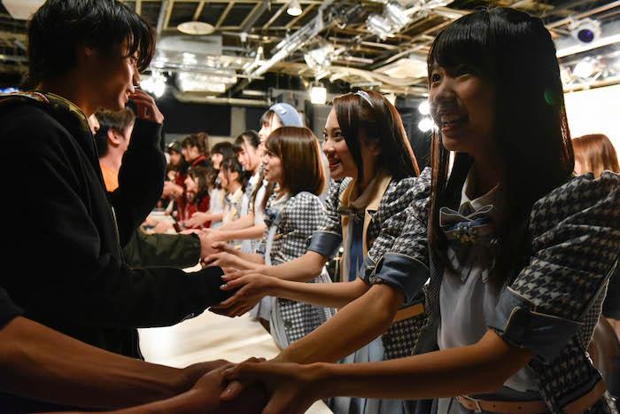 【イベントレポート】ラストアイドルファミリー前代未聞!暫定メンバーによる握手会を10月25日タワーレコード渋谷店にて初開催!