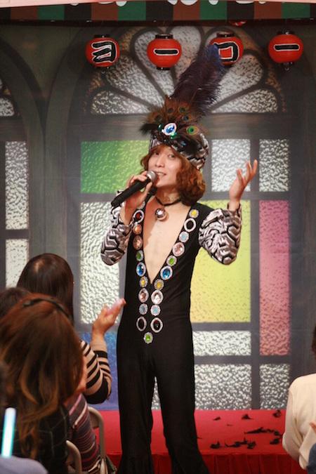 【イベントレポート】タブレット純、新曲「夜のペルシャ猫」リリースイベントを浅草ヨーロー堂で開催!
