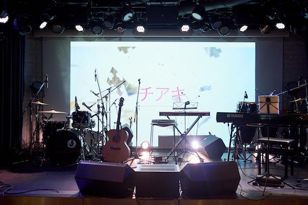 【ライブレポート】チアキ(ex-赤い公園)ソロ活動初のワンマンライブ大成功!