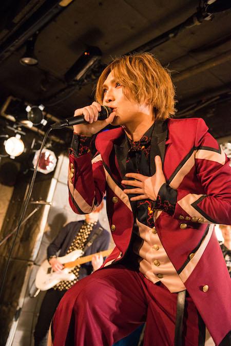【ライブレポート】中島卓偉×mitsu Live Report Shinjuku Loft「master+mind」presesnts【Rock is Culture 2018】