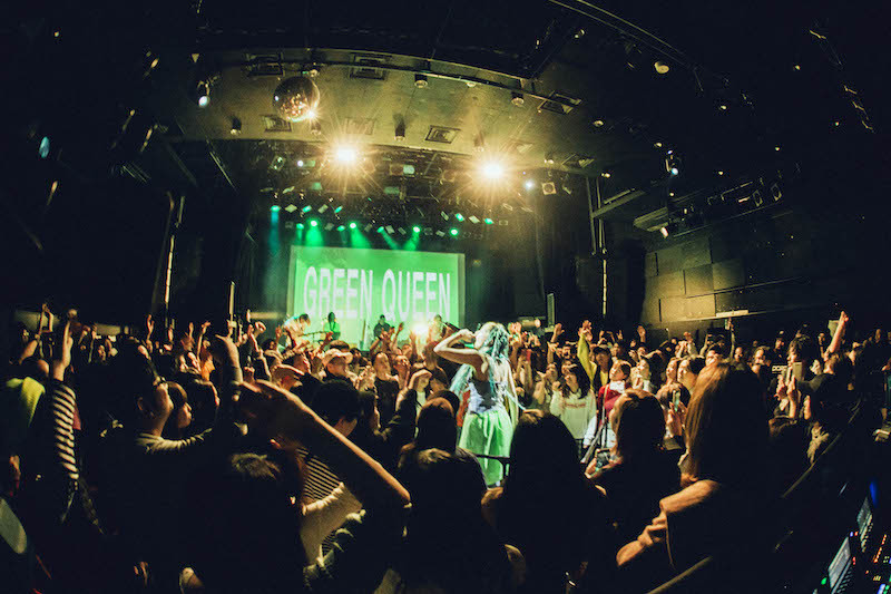 【ライブレポート】「いつだってどこだってだれとだって100%あっこゴリラ!」メジャー1stフルアルバム発売記念『GRRRLISM RELEASE ONEMAN PARTY』