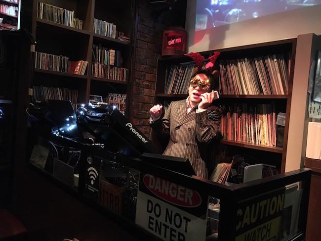 【イベントレポート】「かふぇ・たけ志 〜今年最初のクリスマス〜」@Rock Cafe Loft