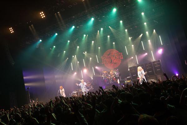 筋肉少女帯、新アルバム『LOVE』を携えた東名阪ツアーが派手に開幕! 尽きることのない表現欲求!
