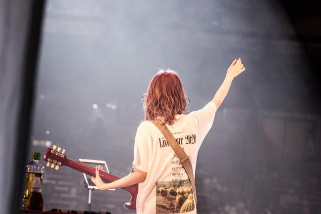 藤川千愛「思い出はいつも美しいけれど、 そこにずっといるわけにはいかない」LINE CUBE SHIBUYA(渋谷公会堂)公演!