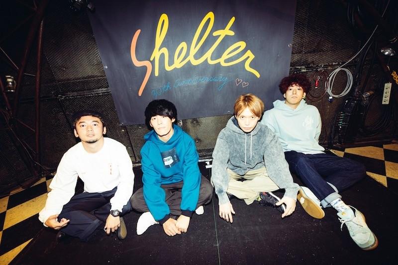 04 Limited Sazabys『SHELTER 30th Anniversary