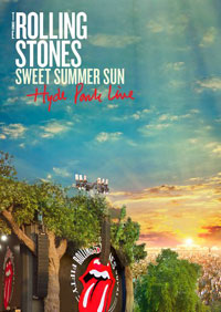 SWEET SUMMER SUN/THE ROLLING STONES