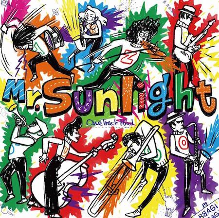 Mr.Sunlight / ONE TRACK MIND