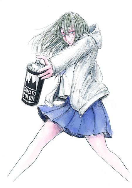 「左ききのエレン」著者名:原作:かっぴー / 漫画:nifuni